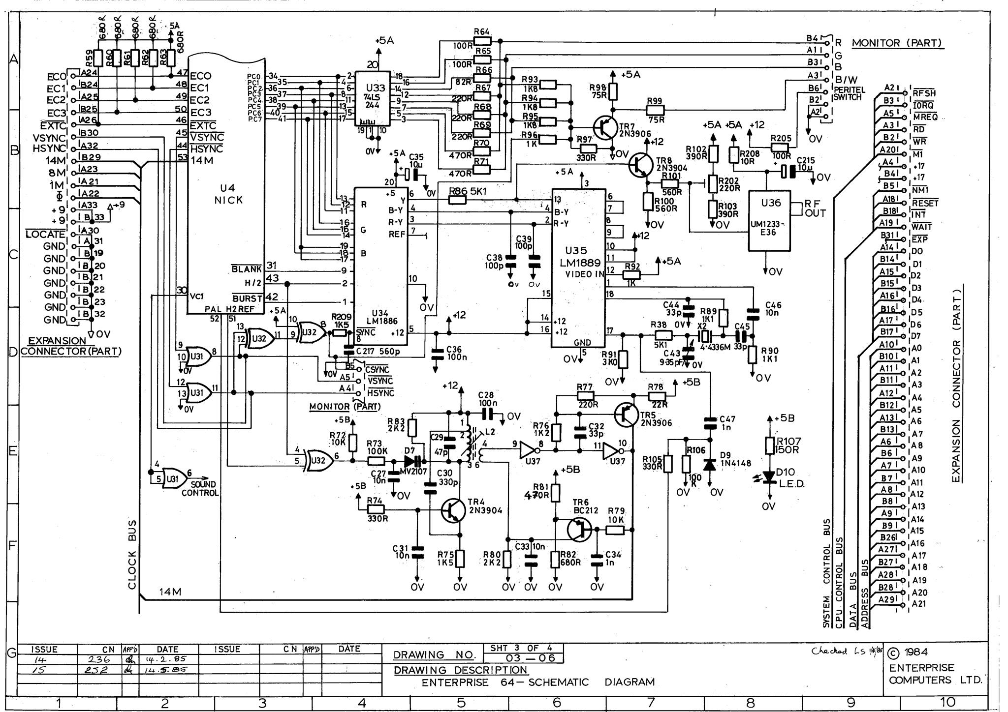 Kapcsolási rajzok / Schematic drawings / Schaltplan
